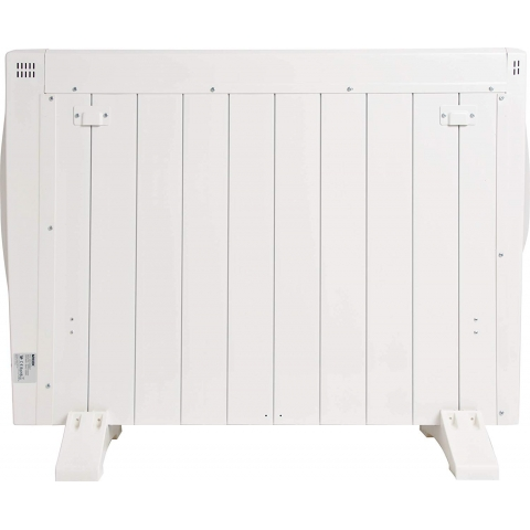 Mylek Aluminium Electric Panel Heater 1 5kw Mylek