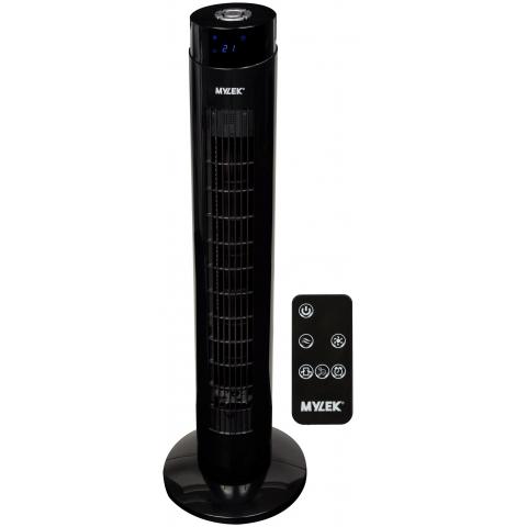 MYLEK 34 Inch Remote Control Tower Fan