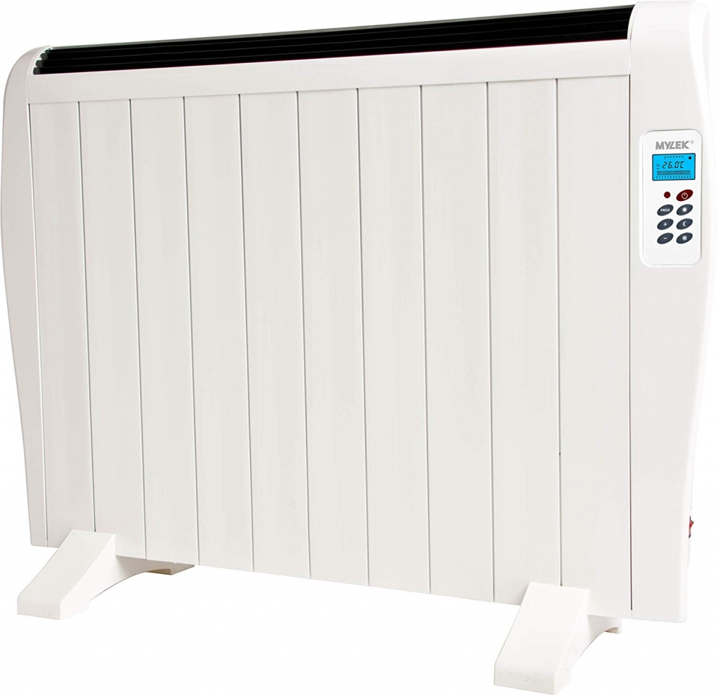 mylek aluminium panel heater